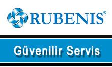 Rubenis Klima Servis Bölgeleri